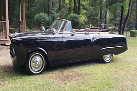 1951 Packard 250 Custom Convertible