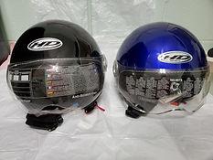 Anti-Scratch 3/4 Face Helmets