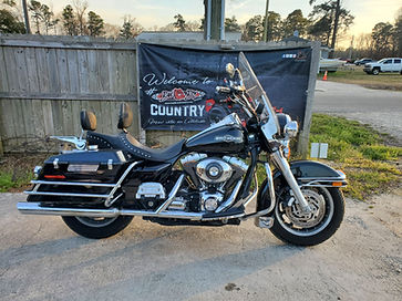 2005 Harley Davidson Road King (Police Edition)