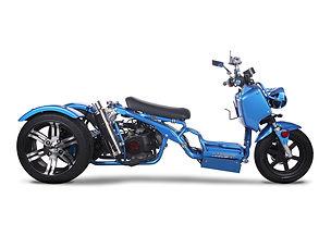 Ice Bear Maddog Trike - 50cc