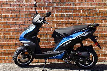 Bintelli Scorch - 150cc