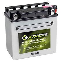 XT9-B Battery
