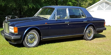 1992 Rolls Royce Silver Spur