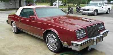 1983 Buick Rivierra