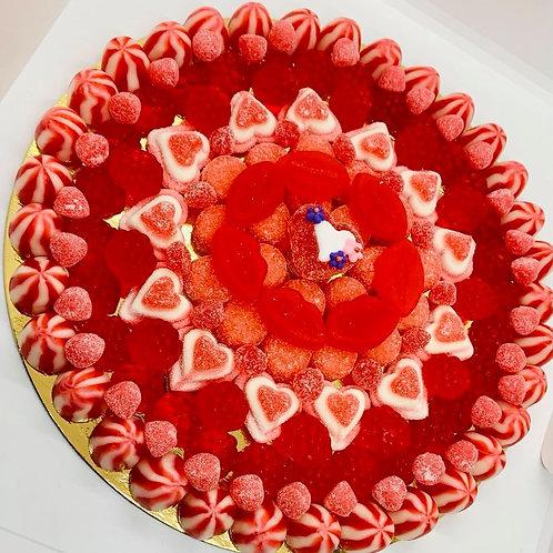 Pizza de St-Valentin
