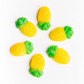Ananas en gelé