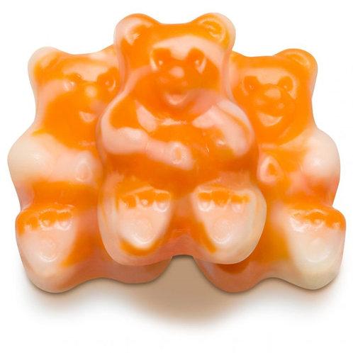 Ourson à la crème et orange