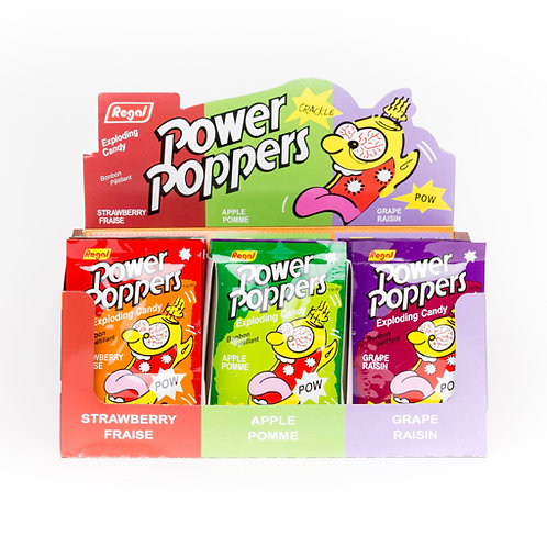 Power poppers