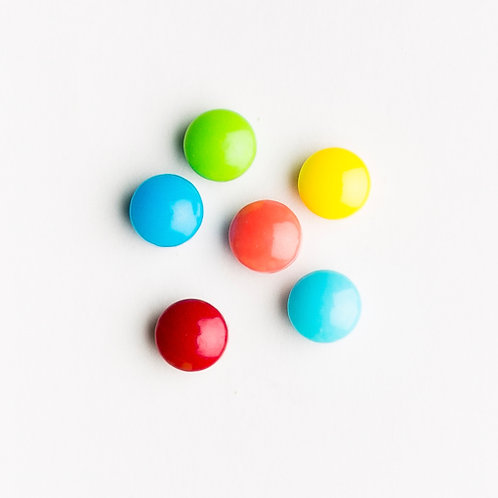 Comprimé multicolore