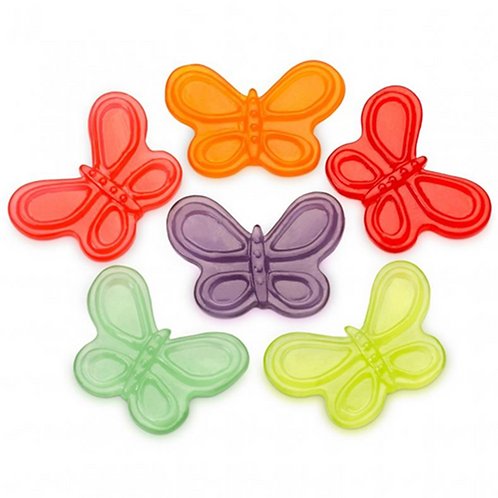 Papillon 6 saveurs