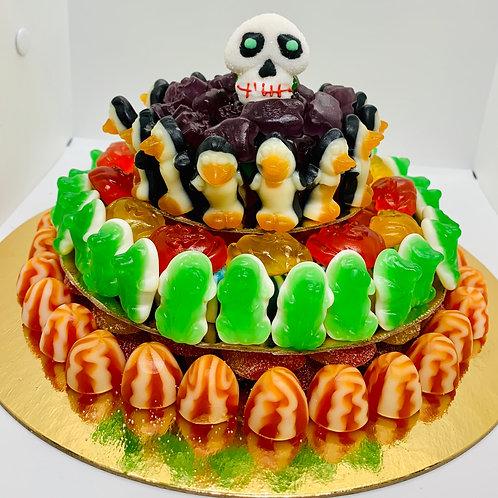 Gâteau de jujubes