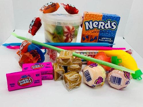 Petit sac de bonbon pour l'halloween