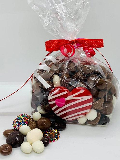 Mélange chocolat 500 gr.