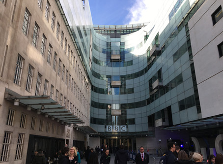 What does the BBC's Annual Plan say about Radio?