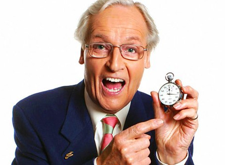 Without Hesitation, Repetition or Deviation - a tribute to Nicholas Parsons