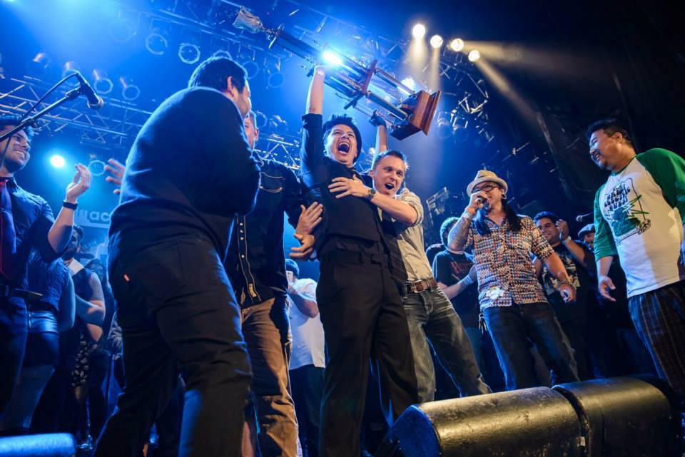 FESTE wins 2013 Battle of Band