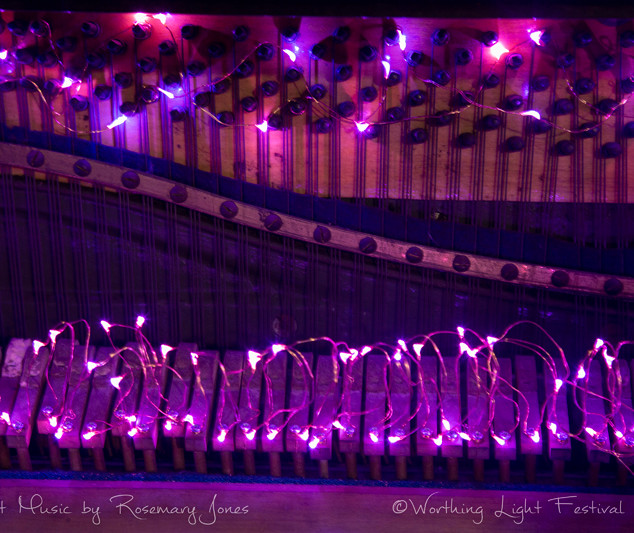 Light Music by Rosemary Jones