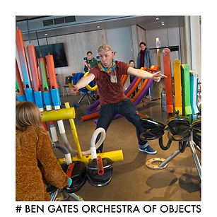#ben-gates-orchestra of objects photogra