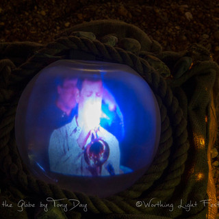 Light of the Globe by Tony Day