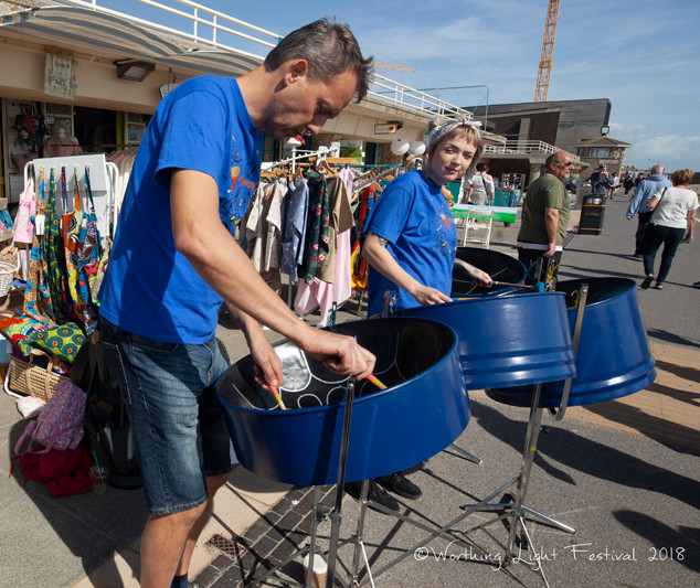 Worthing Steel Band