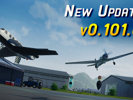 Early Access Update   v0.101.0 is out.