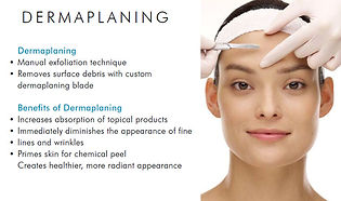 Prestige Dermatology - Dermaplaning