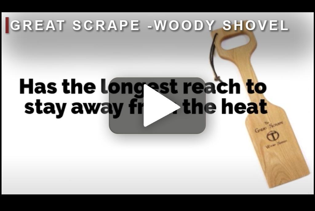Woody Shovel Video