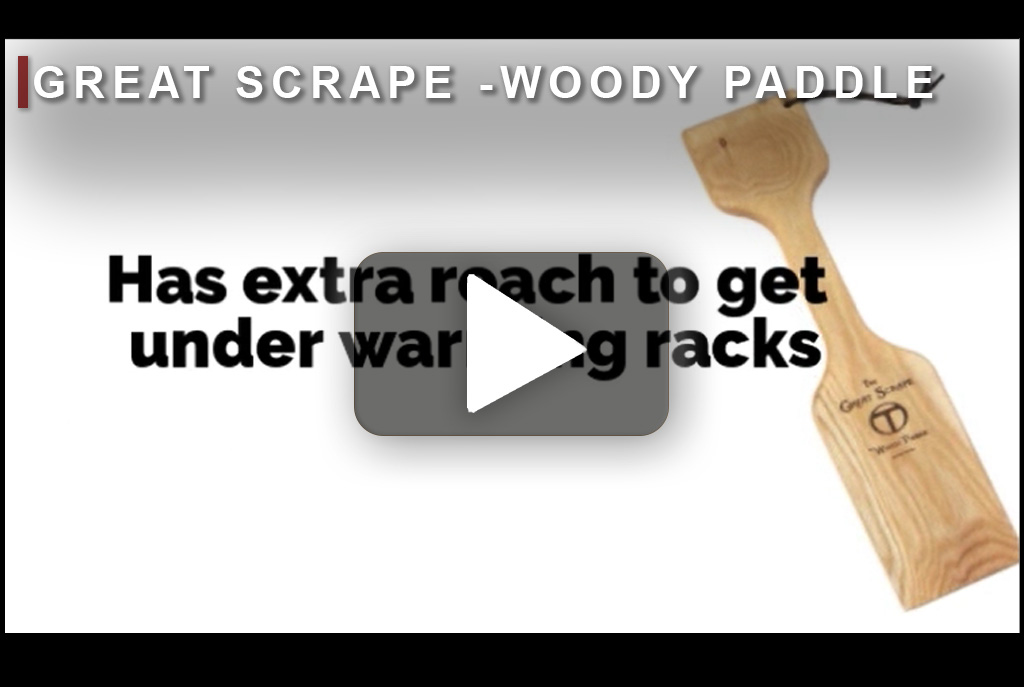 Woody Paddle Video