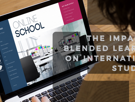 The Impact of Blended Learning on International Students