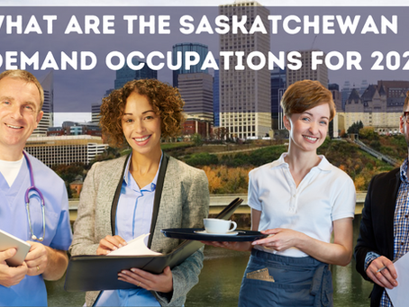What Are the Saskatchewan In-Demand Occupations for 2021?