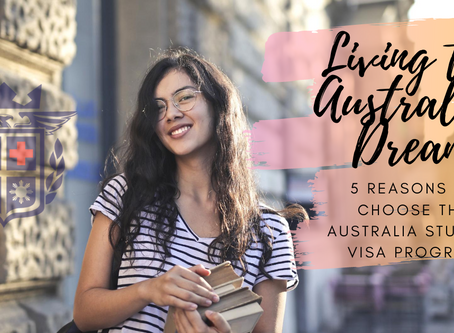 Living the Australian Dream: 5 Reasons to Choose the Australia Student Visa Program