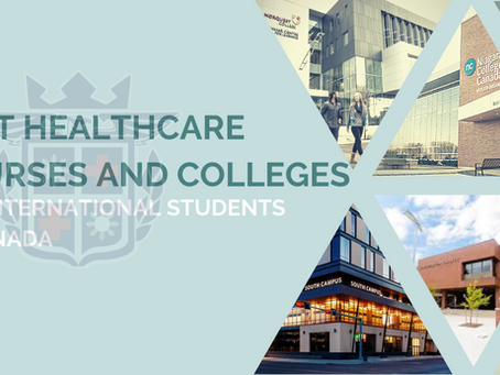 Best Healthcare Courses and Colleges for International Students in Canada