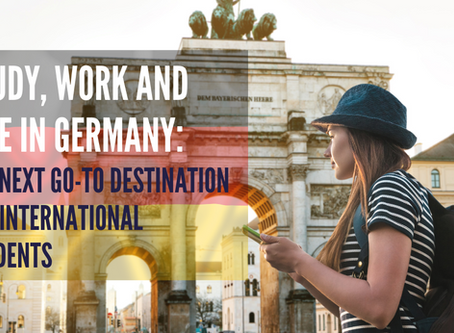 Study, Work and Live in Germany: The Next Go-To Destination for International Students