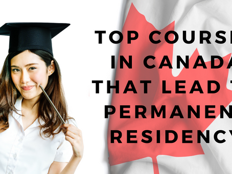 Top Courses in Canada That Lead to Permanent Residency