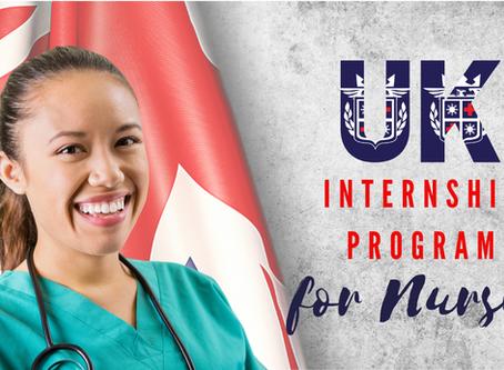 UK Internship Program for Nurses
