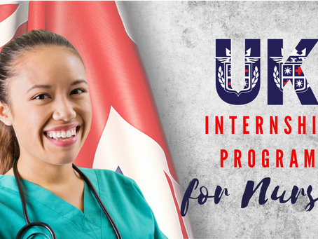 UK Internship Program for Nurses