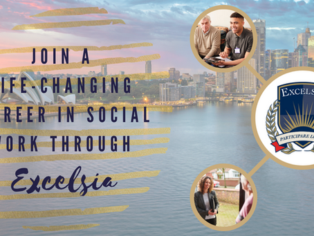 Join a Life-Changing Career in Social Work Through Excelsia