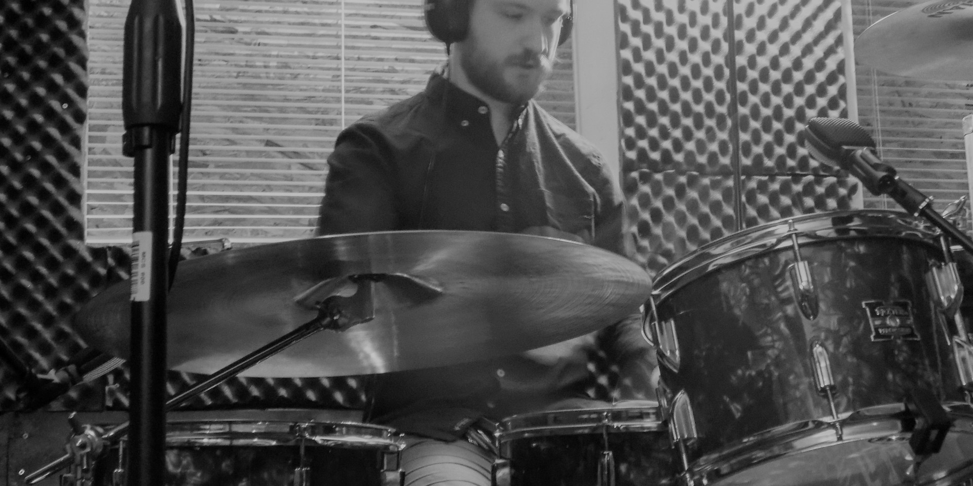 Keegan Stretch - Tracking Drums