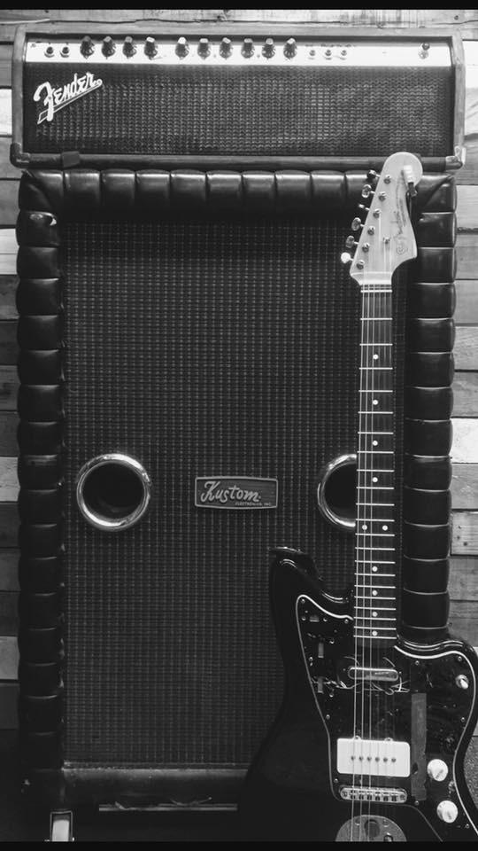 Fender Jazz Master w/ Kuston Tuck N Roll