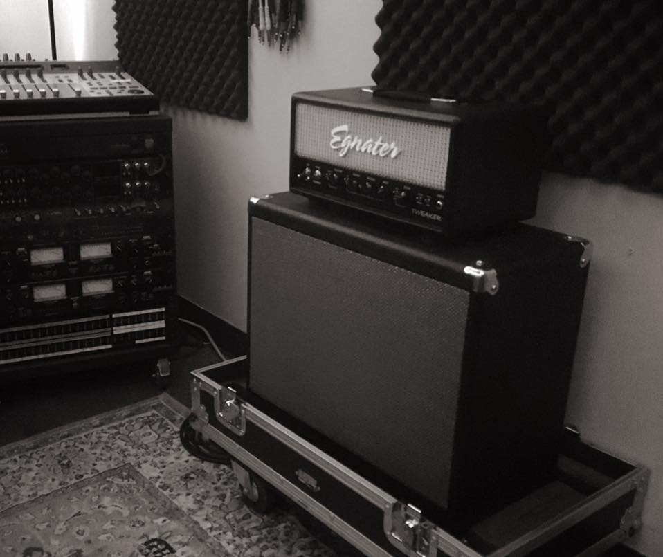 One of our many amps