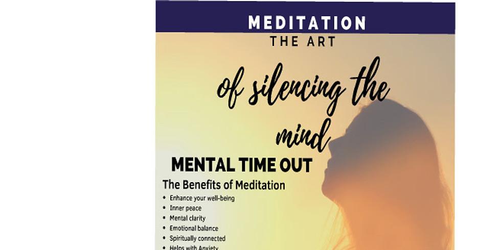 Meditation Mental Time Out-#2