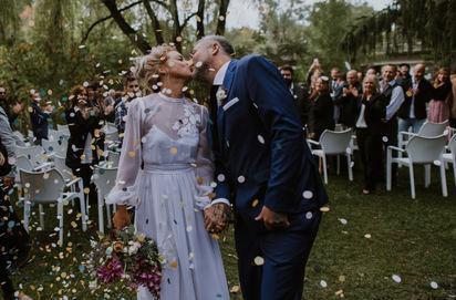 le mariage de rêve.
