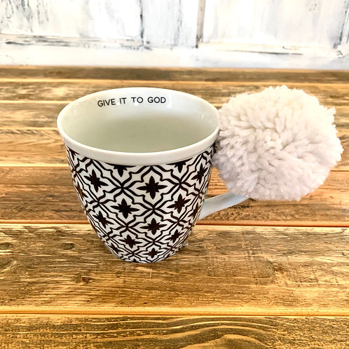 Pom Pom mug