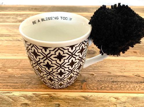 Pom Pom mugs