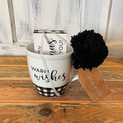 Warm wishes cup set