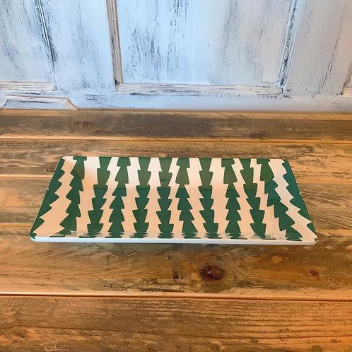 Coton-Color tree platter