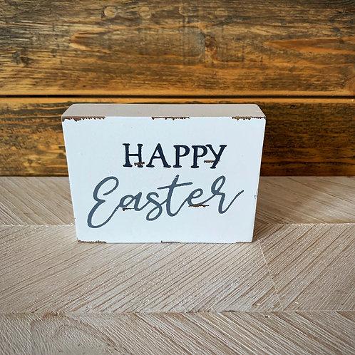 Happy Easter block