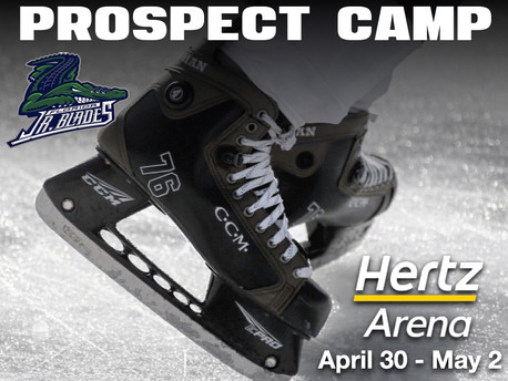 PROSPECT CAMP SET FOR APRIL 30 - MAY 2