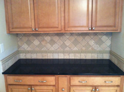 Kitchen Remodel with Tile
