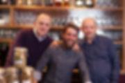L'équipe du restaurant Les Saisons - Paris